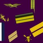 Nomination et promotion au grade de lieutenant