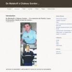 Suicides dans la gendarmerie : Création du blog «De Malakoff à Château Gontier…»