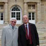 «La Grogne», l' «Adefdromil» et «gendarmes et citoyens» reçus au Sénat