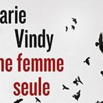 Un gendarme, héros du polar de Marie Vindy  «Une femme seule»