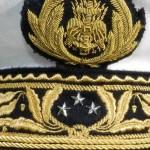 Le vice-amiral Charles-Edouard de Coriolis, nouveau commandant des forces sous-marines