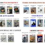 Nouveau : Kiosque des magazines du monde de la Défense