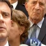Suite au meurtre des deux gendarmes, «c'est la République qui est atteinte» déclare François Hollande