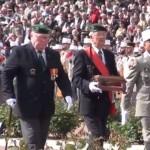 Aubagne : Les 150 ans de la bataille de Camerone (vidéo)