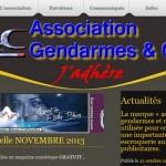 La marque « association gendarmes et citoyens » utilisée pour commettre une importante escroquerie aux encarts publicitaires.