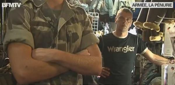 Armée, c'est la misère (1)