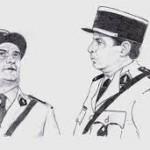 Intervention de l' Adjudant GERBERT sur les griefs de certains syndicats de police contre la gendarmerie.