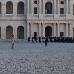 Hommage aux morts de la gendarmerie décédés en 2015