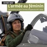 Jean-Marc Tanguy flirte avec les femmes qui font l'armée française