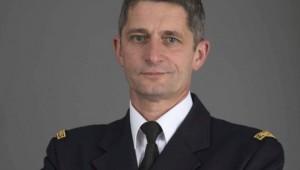 Le général d'armée Denis Favier, Directeur général de la Gendarmerie nationale