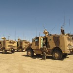 De l'Aravis pour l'opération Barkhane: le 13e RG va déstocker six véhicules
