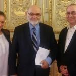 L'APNM ADEFDROMIL-GEND à la rencontre des parlementaires