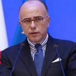 Lettre de M. Bernard Cazeneuve, ministre de l'Intérieur au Général d'armée Richard LIZUREY DGGN