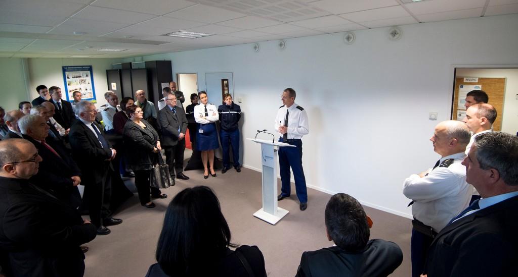 les amis de la gendarmerie 224 l inauguration de la maison des associations de la gendarmerie