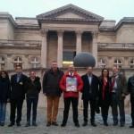 L'APNM ADEFDROMIL-GEND ACCUEILLIE À L'ASSEMBLÉE   NATIONALE POUR SON ASSEMBLÉE GÉNÉRALE