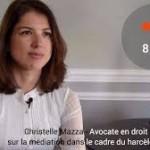 Interview intégrale de Christelle Mazza, avocate  sur le harcèlement.
