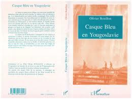 Casque bleu en yougoslavie
