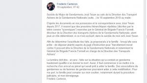 Frédéric CARTERON 19 SEPTEMBRE 2018 07h42