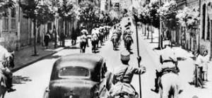 Lorsque la France occupait la Syrie et bombardait à nouveau Damas en 1945