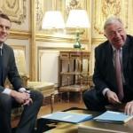 « On a l'impression qu'Emmanuel Macron est le garde du corps de Monsieur Benalla » déclare Jean-Yves Leconte