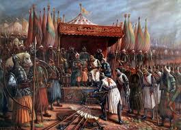 Représentation du XXème siècle de Saladdin