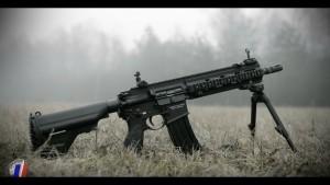 HK 416 F