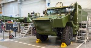 Canon de 40 mm du Jaguar, Engin blinde de reconnaissance et de combat (EBRC), vehicule Griffon, programme d'armement SCORPION, espace prototypes Industie de defense, projet de Loi de programmation militaire 2019-2025, LPM
