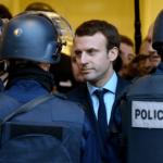 MACRON EST CLAIR : « JE RÉPRIME, ET DÈS QUE C'EST CONSOLIDÉ JE RÉATTAQUE ». 20 MARS 2019 – RÉGIS DE CASTELNAU