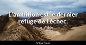 Citation Oscar Wilde