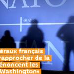 Des ex-généraux français veulent se rapprocher de la Russie et dénoncent les «ordres de Washington»